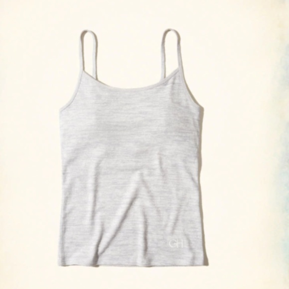 dfe98f839d0 Hollister Sleep Cami With Removable Pads
